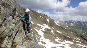 Via Ferrata-Andorre-Via Ferrata Bony d'Envalira en Andorre-1