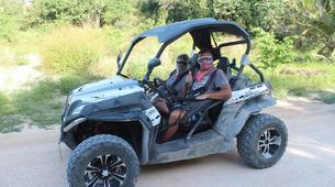 Quad biking-Playa del Carmen-Buggy excursion to a cenote and Mayan village from Playa del Carmen-5