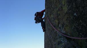 Alpinisme-Ariege-Journée Alpinisme sur la Dent d'Orlu en Ariège-4
