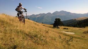 VTT-Ariege-Descente en VTT sur le Plateau de Beille en Ariège-5