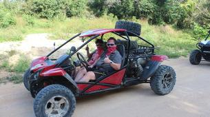 Quad biking-Playa del Carmen-Buggy excursion to a cenote and Mayan village from Playa del Carmen-7