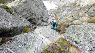 Via Ferrata-Andorre-Via Ferrata Bony d'Envalira en Andorre-2