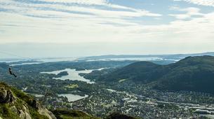 Zip-Lining-Bergen-Zip-lining from Mt. Ulriken in Bergen-5