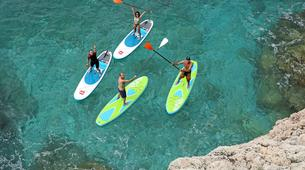 Stand up Paddle-Nice-SUP excursion in Cap Martin near Nice-1