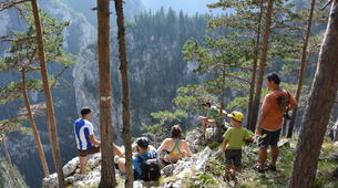 Hiking / Trekking-Carpathian Mountains-Hiking in the Bicaz Gorges, Romania-5