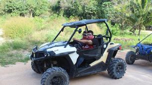 Quad biking-Playa del Carmen-Buggy excursion to a cenote and Mayan village from Playa del Carmen-3
