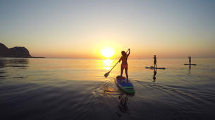 Stand up Paddle-Rhodes-Stand up paddling excursion in Rhodes-1