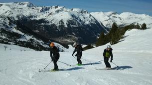 Backcountry Skiing-Nuria-Ski touring in Vallter 2000 near Nuria-4