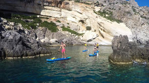Stand up Paddle-Rhodes-Stand up paddling excursion in Rhodes-4
