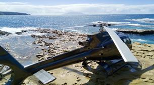 Helicopter tours-Auckland-Scenic Helicopter Flight with Waiheke Drop-Off-5