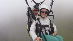 Paragliding-Calabria-Tandem paragliding in Bagnara Calabra-2