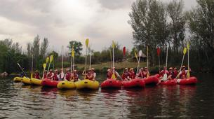 Rafting-Johannesburg-Whitewater rafting on the Vaal river near Johannesburg-1