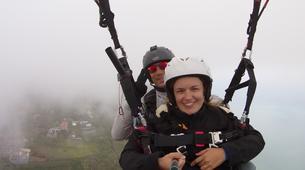 Paragliding-Calabria-Tandem paragliding in Bagnara Calabra-6