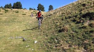 VTT-Ariege-Descente en VTT sur le Plateau de Beille en Ariège-1