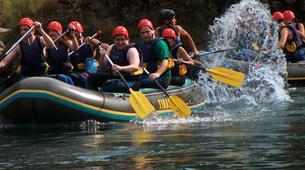 Rafting-Bled-Rafting down the Sava River in Bled, Slovenia-1
