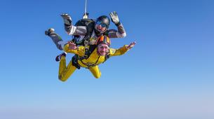 Skydiving-Seville-Tandem Skydive from 3100m in Seville-1