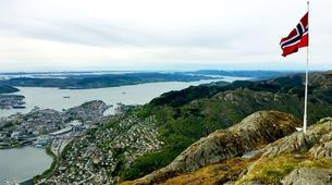 Zip-Lining-Bergen-Zip-lining from Mt. Ulriken in Bergen-4