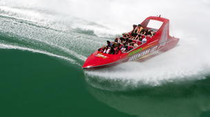 Jet Boating-Auckland-Waitemata Harbour jet boat excursion, Auckland-4