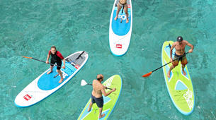 Stand up Paddle-Nice-SUP excursion in Cap Martin near Nice-5