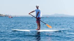 Stand up Paddle-Mallorca-SUP excursion and rentals near Palma de Mallorca-5
