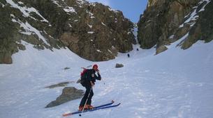 Ski Hors-piste-Núria-Ski touring in Vallter 2000 near Nuria-3