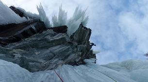 Ice Climbing-Großglockner-Guided ice climbing trips in Ahrntal from Lienz-1