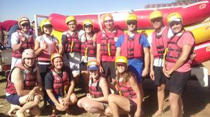 Rafting-Johannesburg-Whitewater rafting on the Vaal river near Johannesburg-6