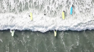 Helicopter tours-Auckland-Raglan Surf and Heli Tour, Auckland-2