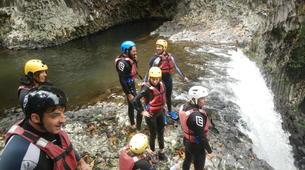 Canyoning-Rivière des Roches-Randonnée Aquatique à la Rivière des Roches, La Réunion-4