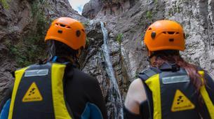 Canyoning-Queretaro-Paso de Vaqueros canyon in San Luis de la Paz from Queretaro-10