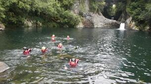 Canyoning-Rivière des Roches-Randonnée Aquatique à la Rivière des Roches, La Réunion-3