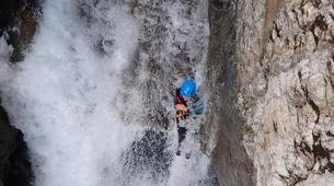Canyoning-Gèdre-Canyon du Gave d'Héas à Gèdre, Hautes-Pyrénées-5