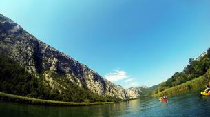 Kayaking-Omis-Kayaking on the Cetina River in Omis, Dalmatia-5
