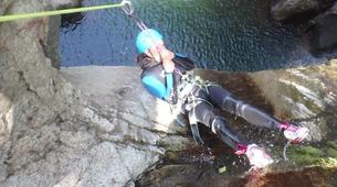 Canyoning-Cevennes National Park-Tapoul canyon in the Cevennes National Park-6