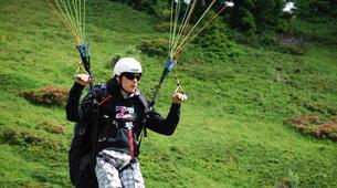 Parapente-Samoëns, Le Grand Massif-Stage Initiation Parapente à Samoëns-5