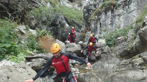 Canyoning-Núria-Canyoning at Lower Nuria Gorges near Nuria-6