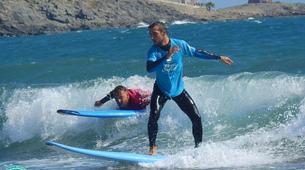 Surfing-Maspalomas, Gran Canaria-Private and semi-private surfing courses in Maspalomas, Gran Canaria-1