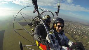 Parapente-Sofia-Panoramic paratrike flight in Sofia-5