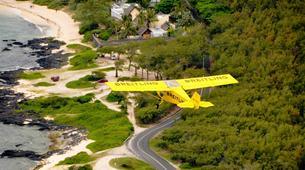 Microlight flying-Belle Vue Maurel-Vol en ULM à l'île Maurice depuis Mon Loisir-5