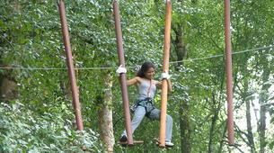 Zip-Lining-Kebun Raya Bali-Canopy tours in Kebun Raya Bali-10