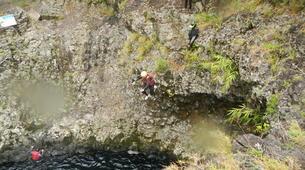 Canyoning-Rivière des Roches-Randonnée Aquatique à la Rivière des Roches, La Réunion-6
