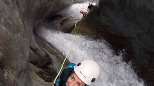 Canyoning-Céret-Anelles canyon in Ceret-2