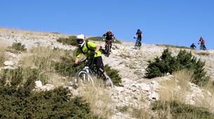 Vélo de Descente-Mont Ventoux-Descente du Mont Ventoux en VTT, Vaucluse-4