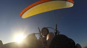 Paramoteur-Loulé-Tandem paramotor flight in Algarve, near Loulé-6