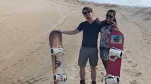 Sandboard-Port Elizabeth-Sandboarding session near Port Elizabeth-6