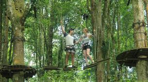 Tyrolienne-Kebun Raya Bali-Canopy tours in Kebun Raya Bali-2