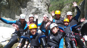 Canyoning-Céret-Anelles canyon in Ceret-6