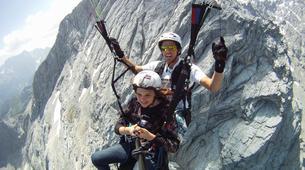 Gleitschirmfliegen-Garmisch-Partenkirchen-Tandem paragliding over Garmisch-Partenkirchen-1