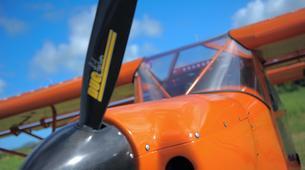 Microlight flying-Belle Vue Maurel-Vol en ULM à l'île Maurice depuis Mon Loisir-2