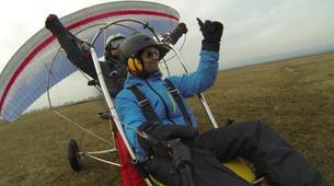Parapente-Sofia-Panoramic paratrike flight in Sofia-4